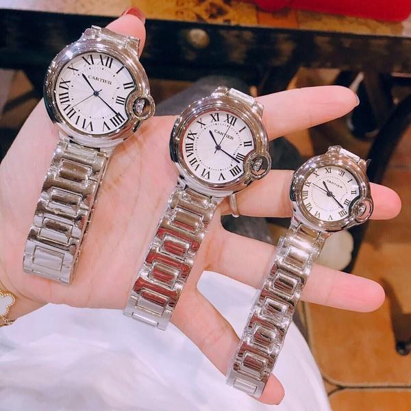Cartier カルティエ 【送料無料】 腕時計   2カラー  3サイズ   ※サイズ不明   【2020/08/03*100】  商品コード:GEKIYASU L-002993