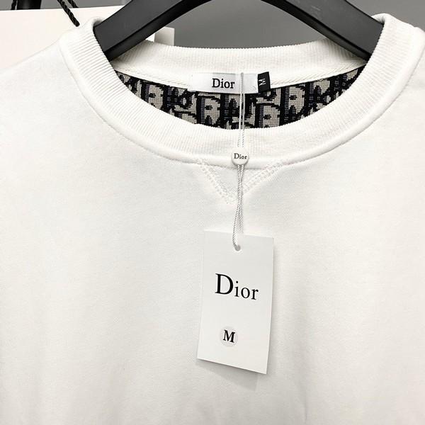 Dior ディオール 【送料無料】男女兼用   デニムステッチトレーナー   2カラー サイズ: M/L/XL    【2020/08/28*95】   商品コード:GEKIYASU L-003208