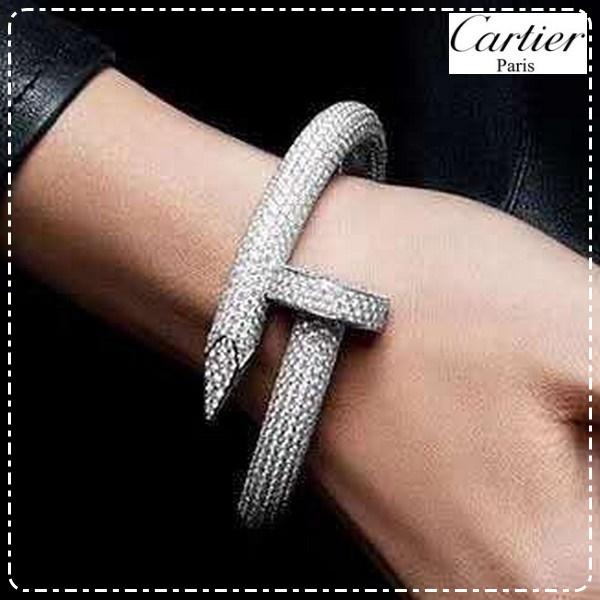 Cartier カルティエ 【送料無料】 ジャストクルブレスレット  3カラー   【2020/08/05*275】  商品コード:GEKIYASU L-003011