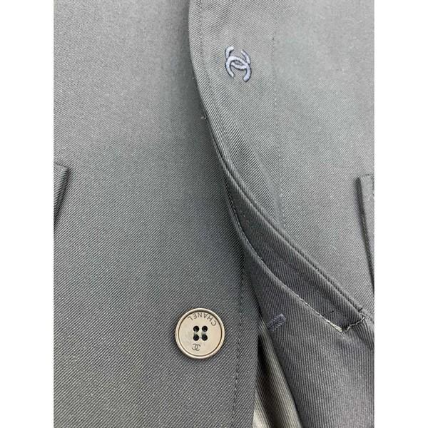 CHANEL シャネル【送料無料】 ロゴジャケット サイズ:S/M/L/XL  【2020/08/18*235】  商品コード:GEKIYASU L-003114