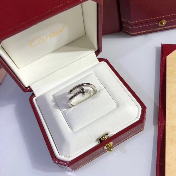 Cartier カルティエ  【送料無料】ジュスト アン クル リング 2カラー  サイズ:6/7/8 【2020/08/19*120】  商品コード:GEKIYASU L-003125