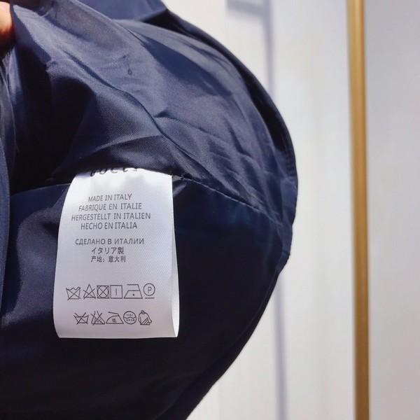 GUCCI グッチ【送料無料】 レトロスタンドカラーコットンジャケット サイズ:M~XL     【2020/10/20*160】   商品コード:GEKIYASU L-003426