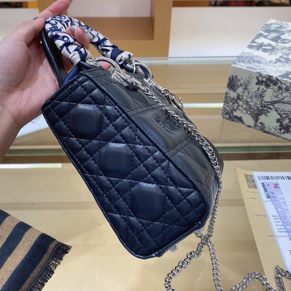 Dior ディオール 【送料無料】 CD プリンセスバック   サイズ: 19cm 【2021/02/04*235】 商品コード:GEKIYASU L-004346
