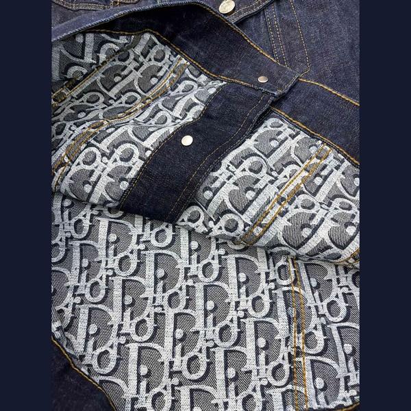 Dior ディオール 【送料無料】両面デニムジャケット サイズ: XS~L  【2021/09/08*205】 商品コード:GEKIYASU  L-005323
