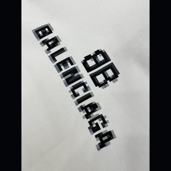 BALENCIAGA バレンシアガ 【送料無料】 男女兼用  ロゴ  フード付きトレーナー パーカー   2カラー  サイズ: XS~L  【2021/09/08*155】 商品コード:GEKIYASU  L-005324