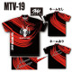 MOTIV JACKAL WEAR Red & Black!【ネーム入り】