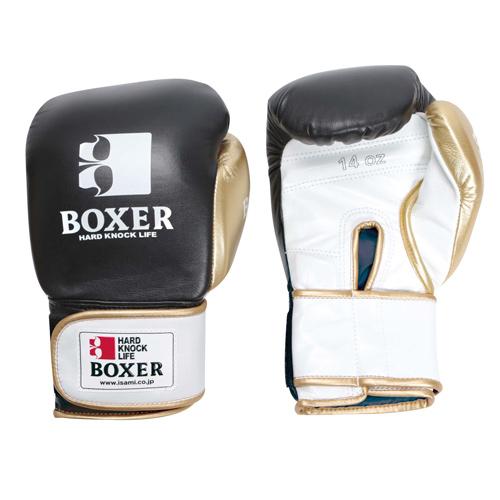 IBX-16 BOXER グローブ(マジックテープ式)