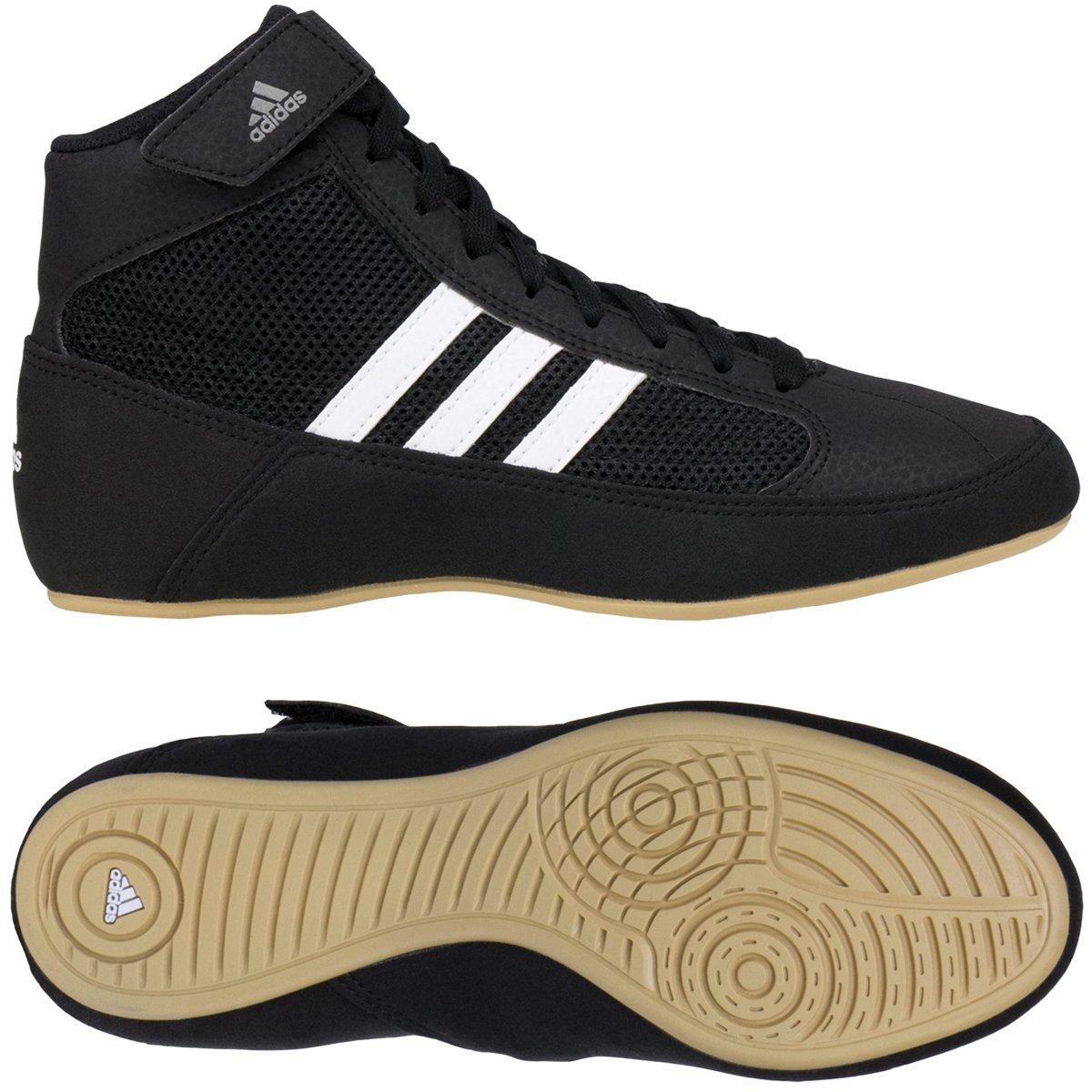 adidas AQ3327 hvc k キッズレスリングシューズ
