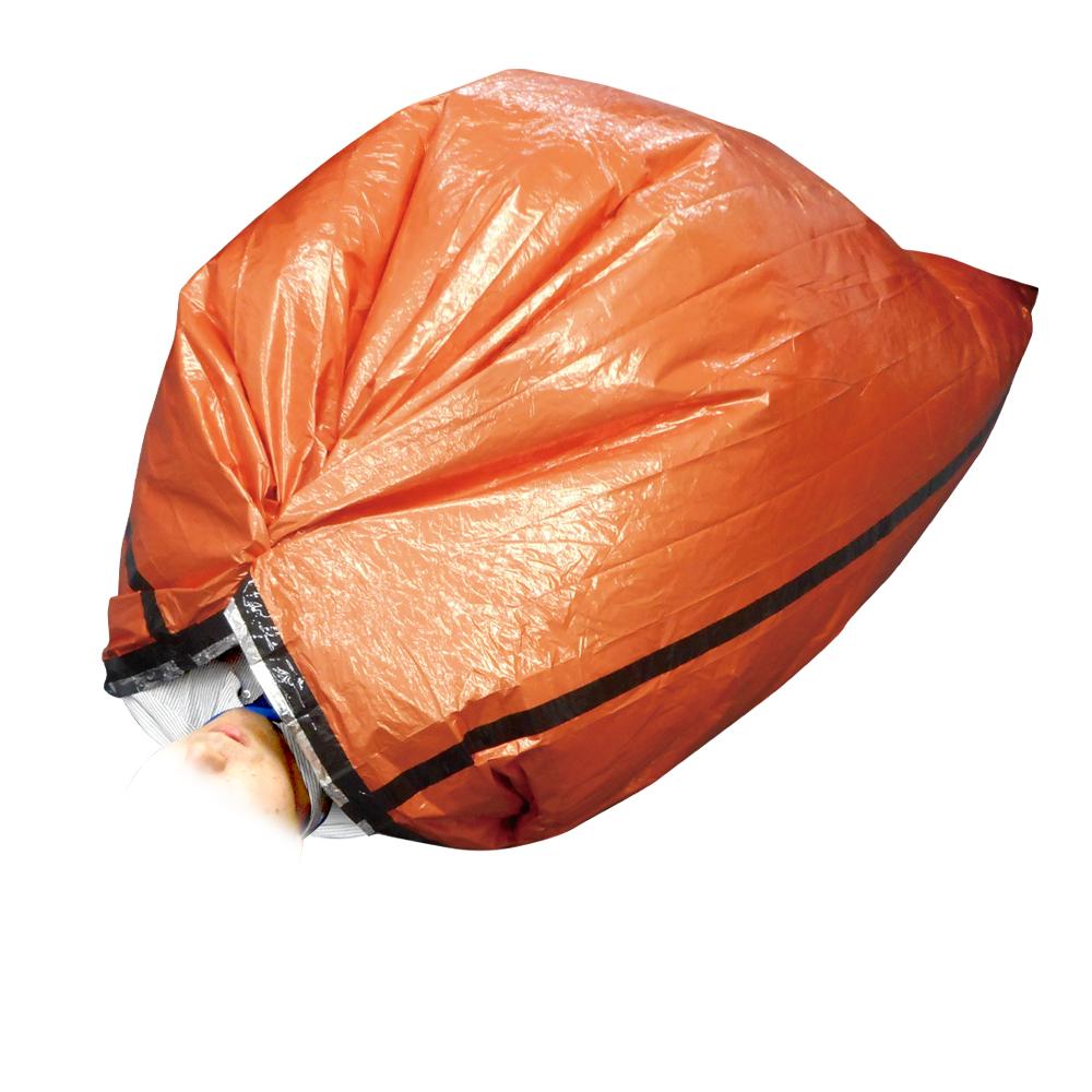 BR-685 電動ファン付き静音アルミ寝袋