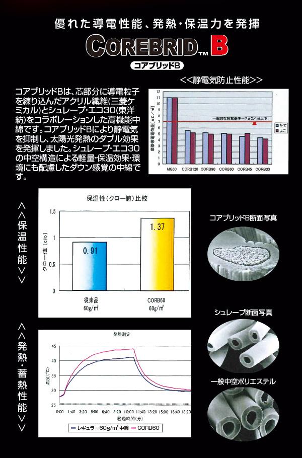 BR-014 発熱フットウォーマー[脚絆](一双)