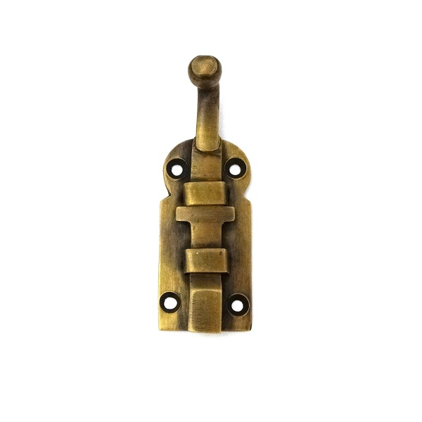 真鍮 アンティークゴールド ラッチW015