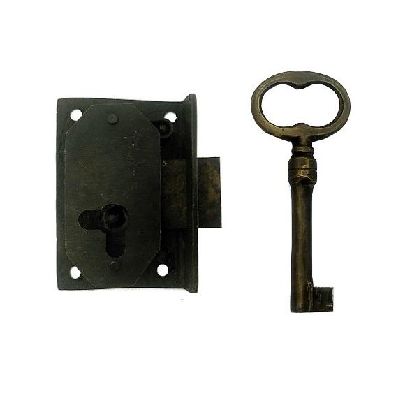 真鍮 アンティークゴールド 鍵セット X004