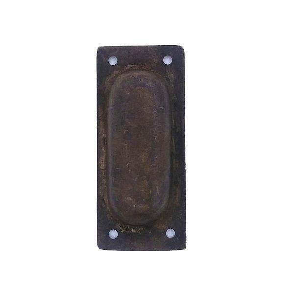 真鍮 アンティークゴールド 引手取っ手J002