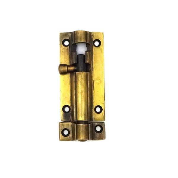真鍮 アンティークゴールド ラッチW024