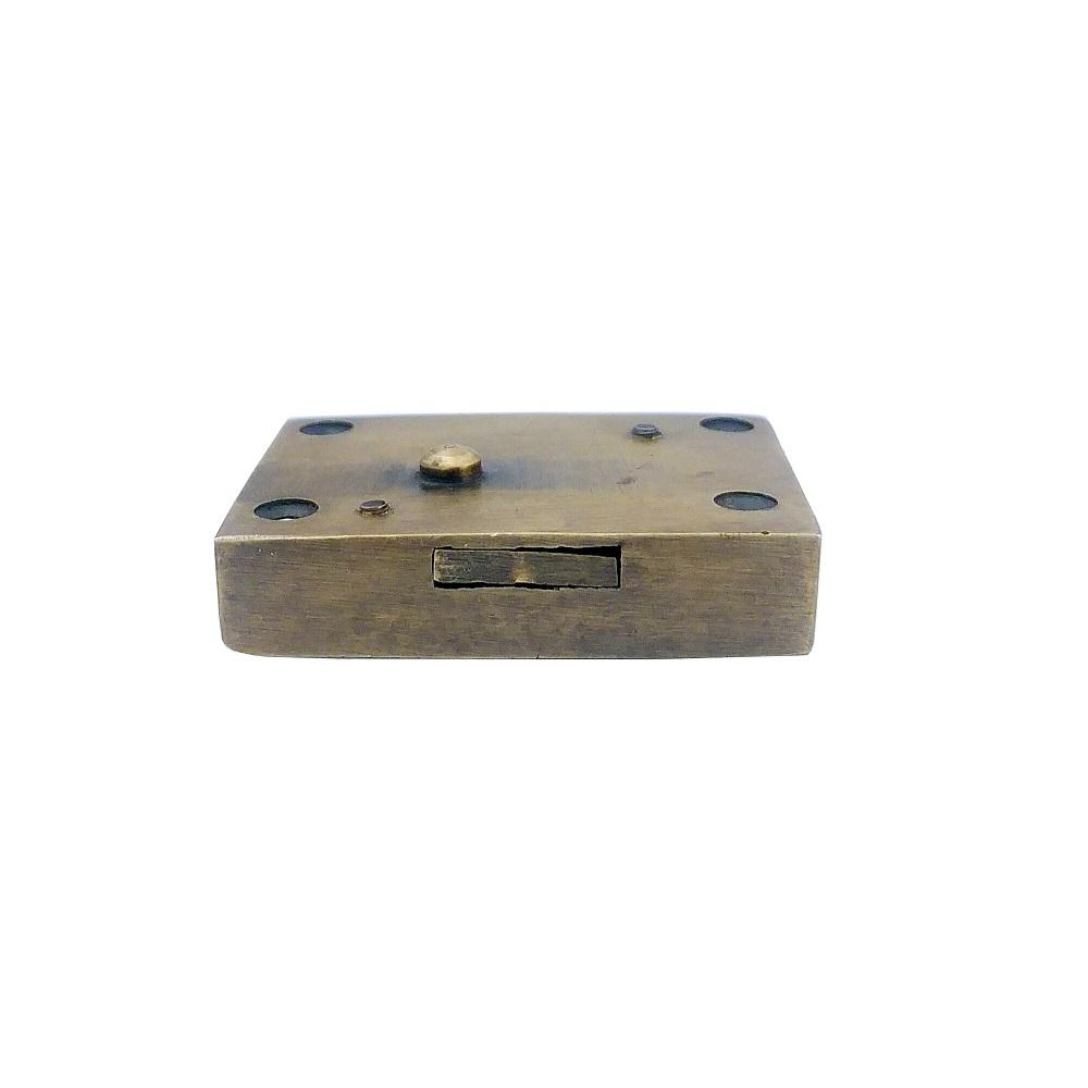 真鍮 アンティークゴールド 鍵セット X016
