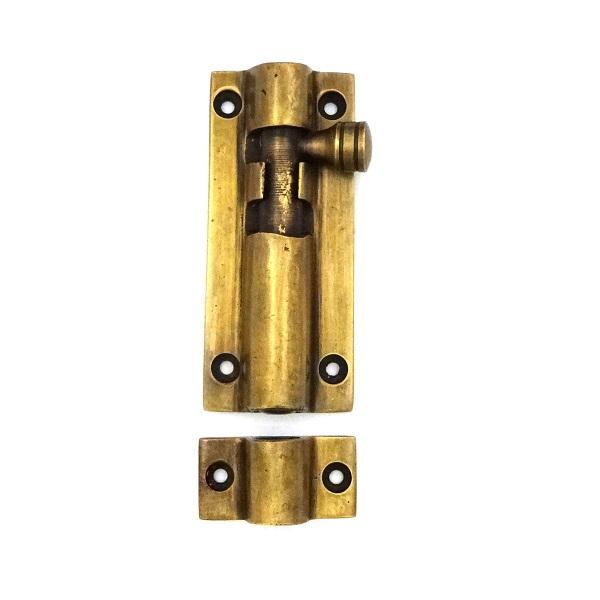 真鍮 アンティークゴールド ラッチW028