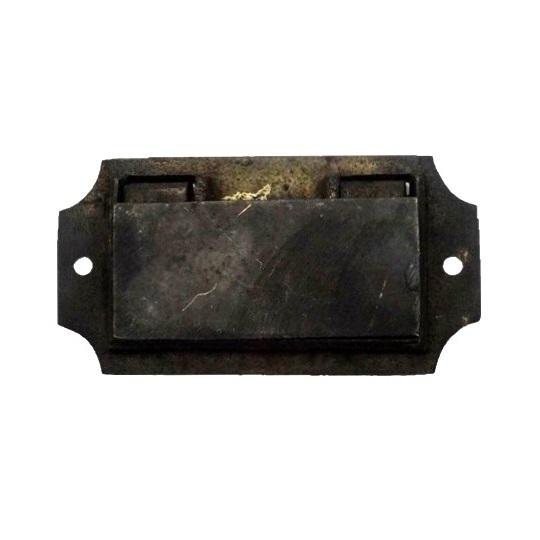 真鍮 アンティークゴールド 埋め込み取っ手H011