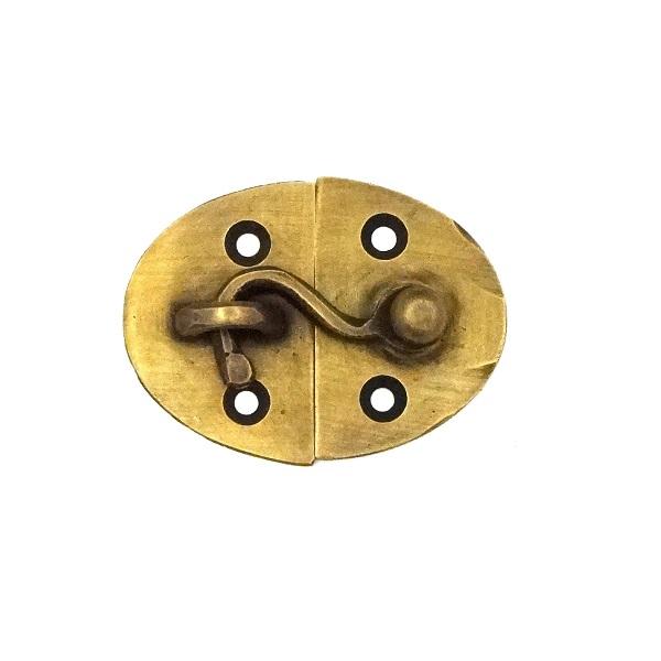 真鍮 アンティークゴールド ラッチW033
