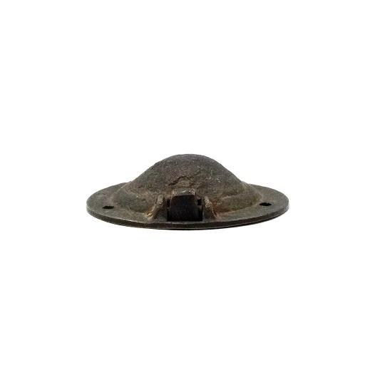 真鍮 アンティークゴールド 埋め込み取っ手H027