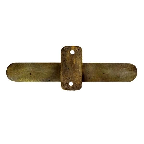 真鍮 アンティークゴールド 取っ手K003