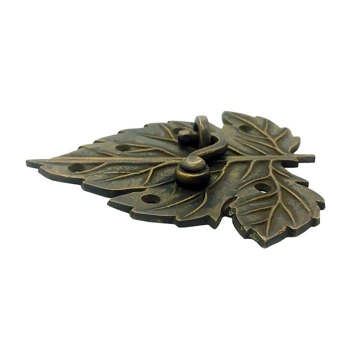 真鍮 アンティークゴールド ラッチW051