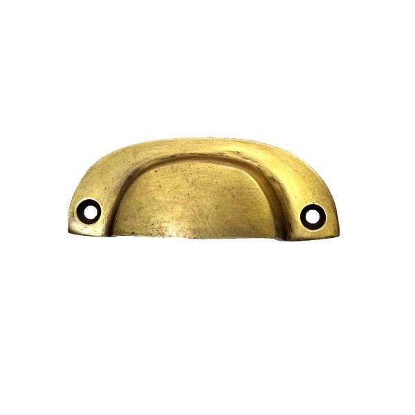真鍮 アンティークゴールド 取っ手I005