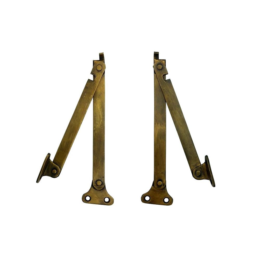 真鍮 アンティークゴールド ステーZ010