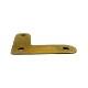 真鍮 アンティークゴールド コーナー金物T042