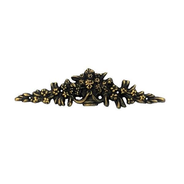 真鍮 アンティークゴールド 装飾金物S008