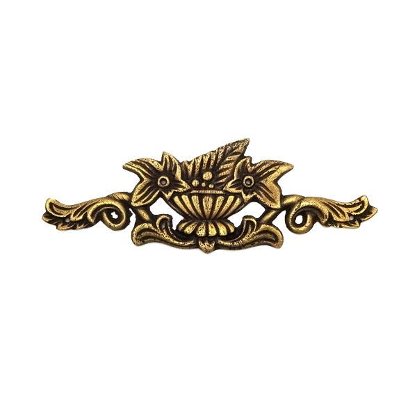 真鍮 アンティークゴールド 装飾金物S009