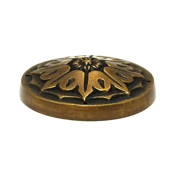 真鍮 アンティークゴールド 装飾金物S015