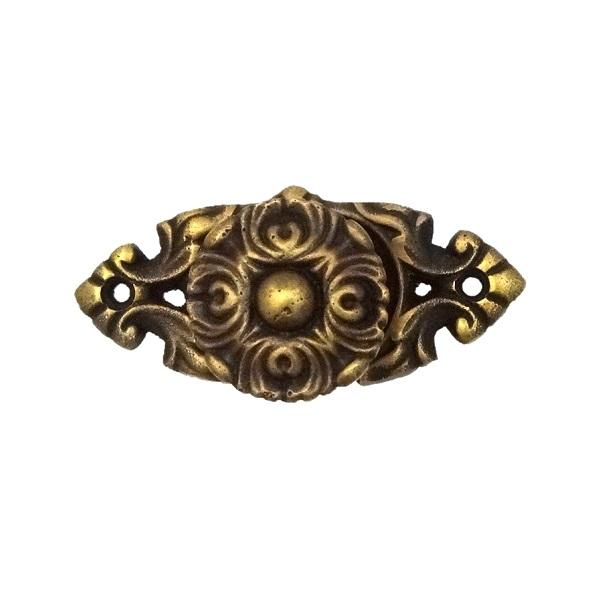 真鍮 アンティークゴールド つまみO005