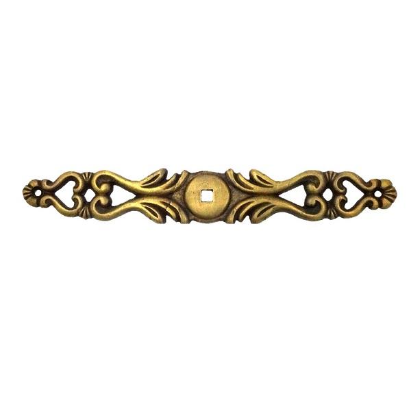 真鍮 アンティークゴールド つまみO014