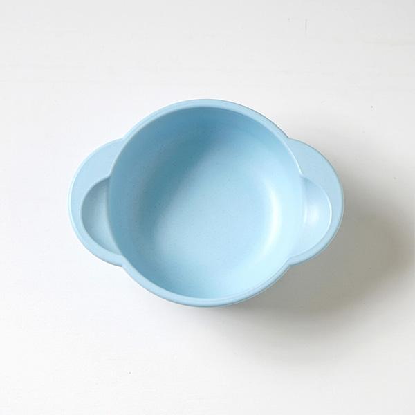 10mois mamamanma(マママンマ) グランデプレート + ビブセット / ブルー