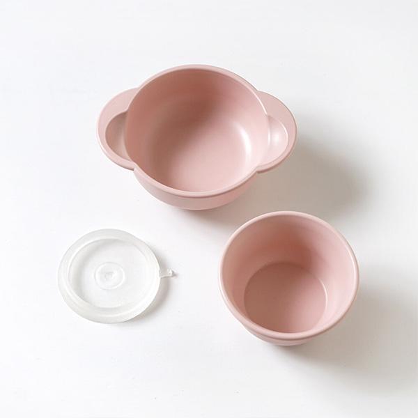 10mois mamamanma(マママンマ) グランデプレート+マットセット / ピンク