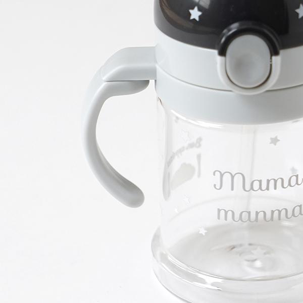 10mois mamamanma(マママンマ) ストローマグ