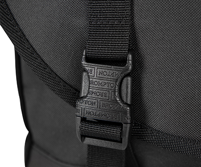 Messenger Bag 13L Black