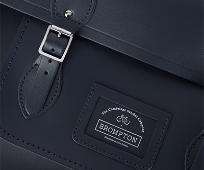 Cambridge Satchel, Navy