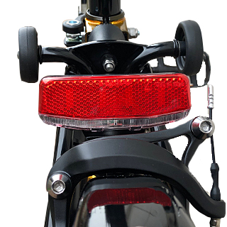 Rear Battery Lamp