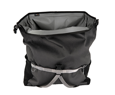 Roll Top Bag 28L Dark Grey