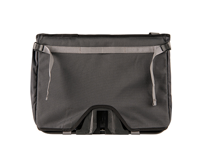 Basket Bag 23L Dark Grey