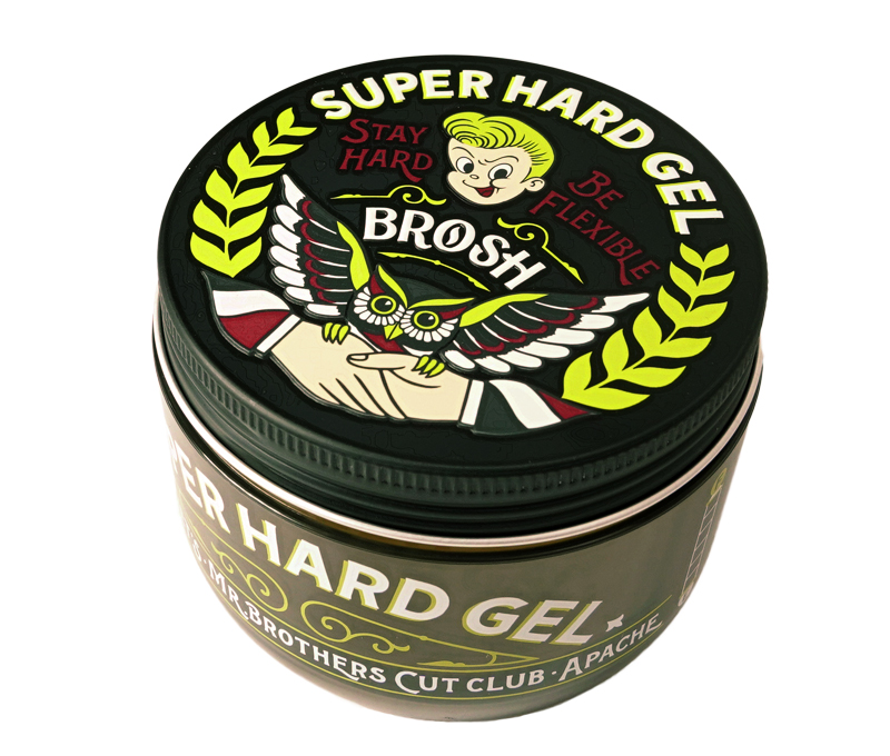 BROSH SUPER HARD GEL