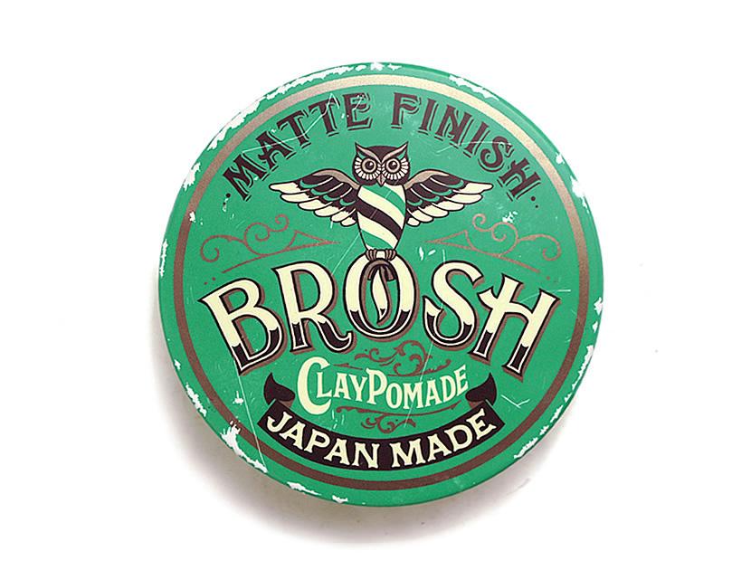 【定期】BROSH CLAY POMADE