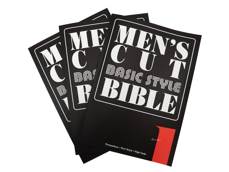 MEN'S CUT BIBLE