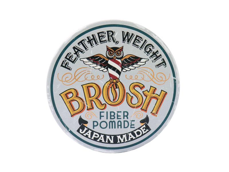【定期】BROSH FIBER POMADE