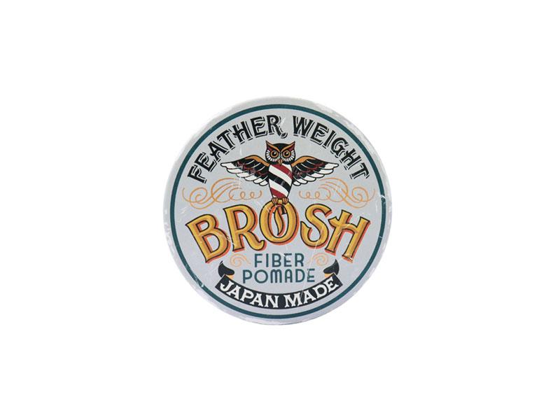 """BROSH """"mini"""" FIBER POMADE"""