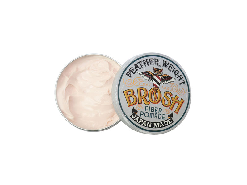 "BROSH ""mini"" FIBER POMADE"