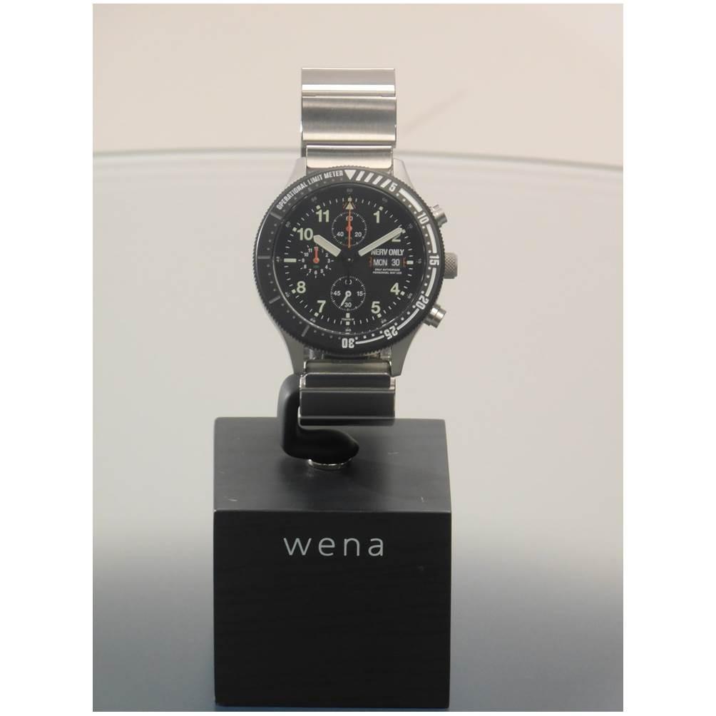 wena wrist pro NERV Edition (ソニー スマートウォッチ)