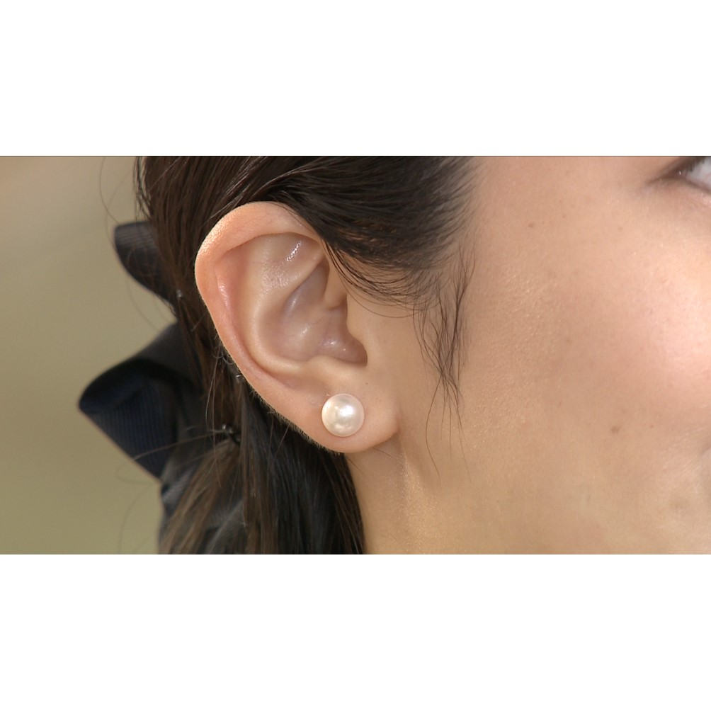 Yumi Katsura 8-8.5� あこや花珠真珠ネックレスセット【鑑別書付き】