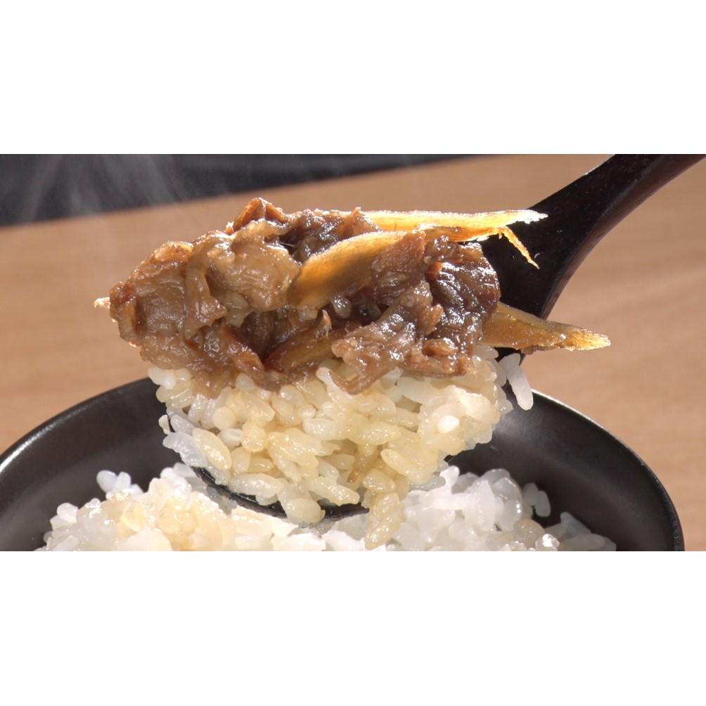 米沢牛しぐれ煮セット ※個別配送※